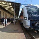 Traukiniai. Lietuvos geležinkeliai
